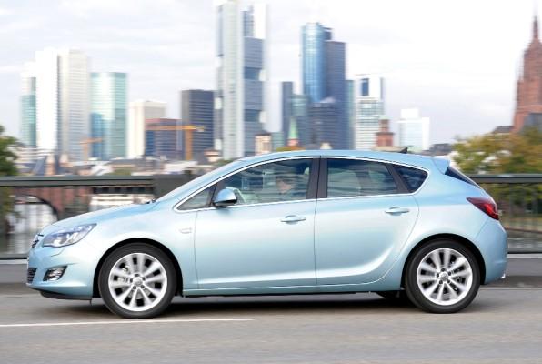 Opel Astra geht ab 15.900 Euro an den Verkaufsstart
