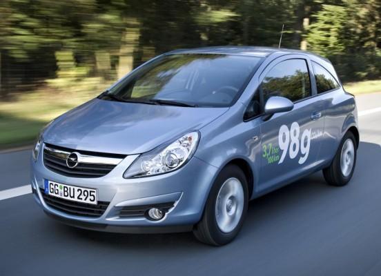 Opel Corsa wird stärker und sparsamer