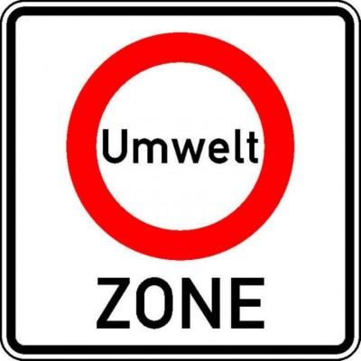 Parken in Umweltzone auch ohne Plakette nicht verboten