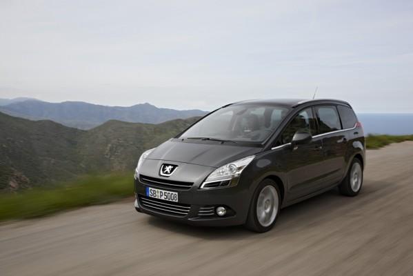 Peugeot 3008 und 5008 mit neuem Business-Line-Paket