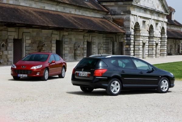 Peugeot 407: Neue Motoren erfüllen Euro-5-Norm