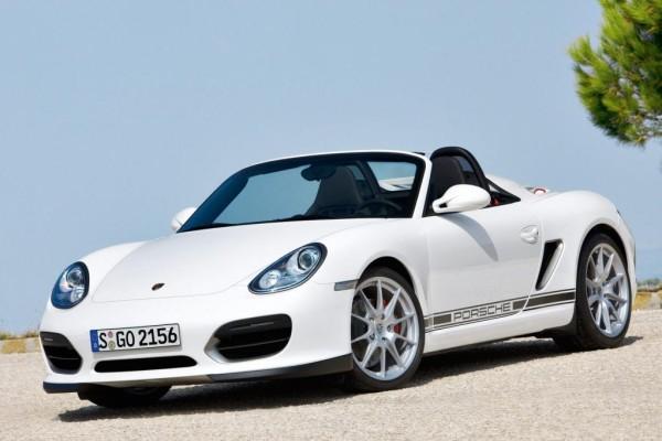 Porsche Boxster Spyder: Abgespecktes Schönwetterauto