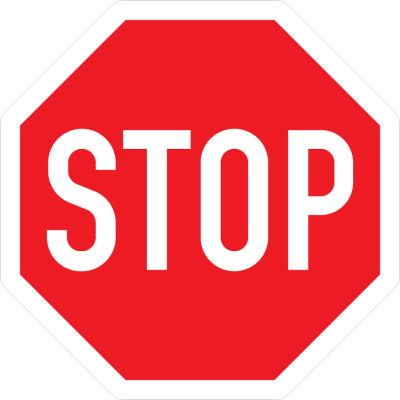 Recht: Überfahrenes Stoppschild kein Zeichen für relative Fahruntüchtigkeit
