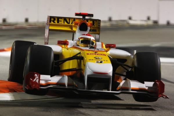 Renault bleibt in der Formel 1: Genii Capital neuer Partner