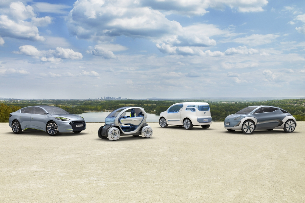 Renault stellt zum Klimagipfel Elektroautos bereit - Bild(10)