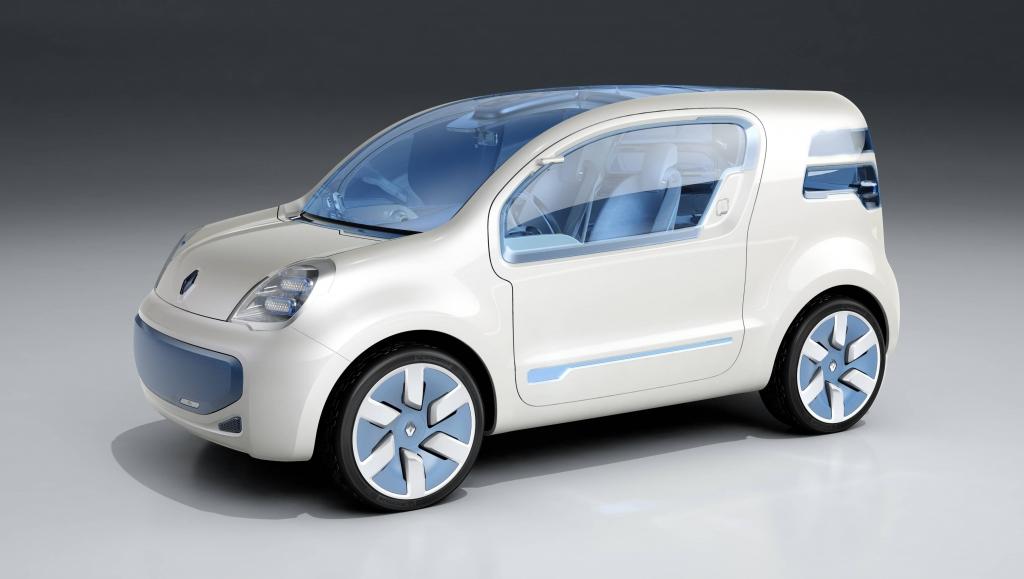 Renault stellt zum Klimagipfel Elektroautos bereit - Bild(11)