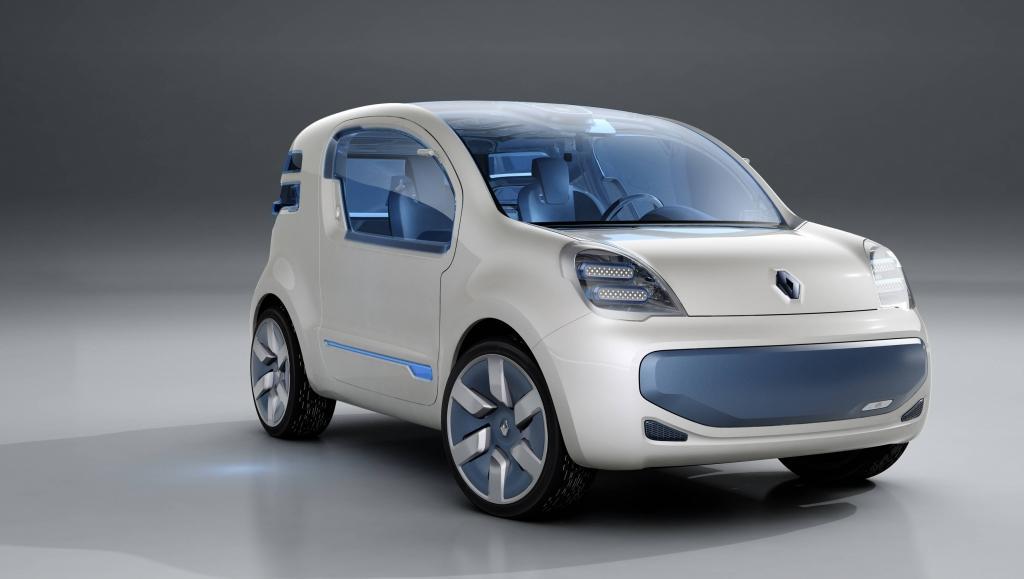 Renault stellt zum Klimagipfel Elektroautos bereit - Bild(12)