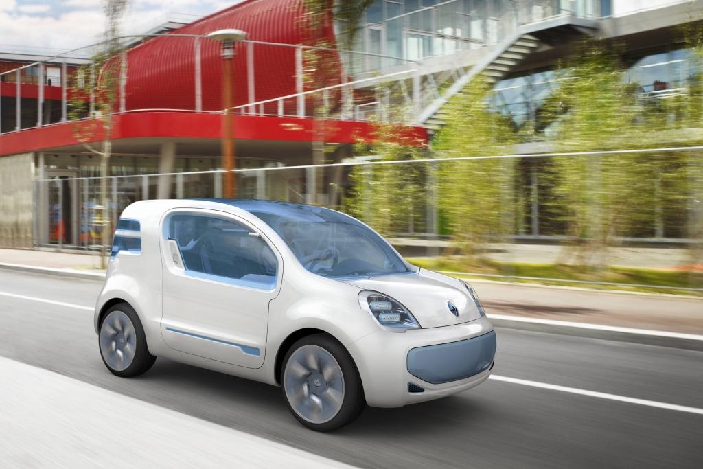Renault stellt zum Klimagipfel Elektroautos bereit - Bild(13)