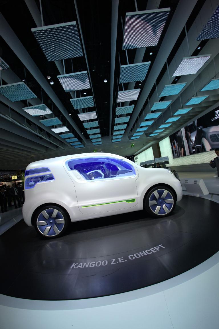 Renault stellt zum Klimagipfel Elektroautos bereit - Bild(2)