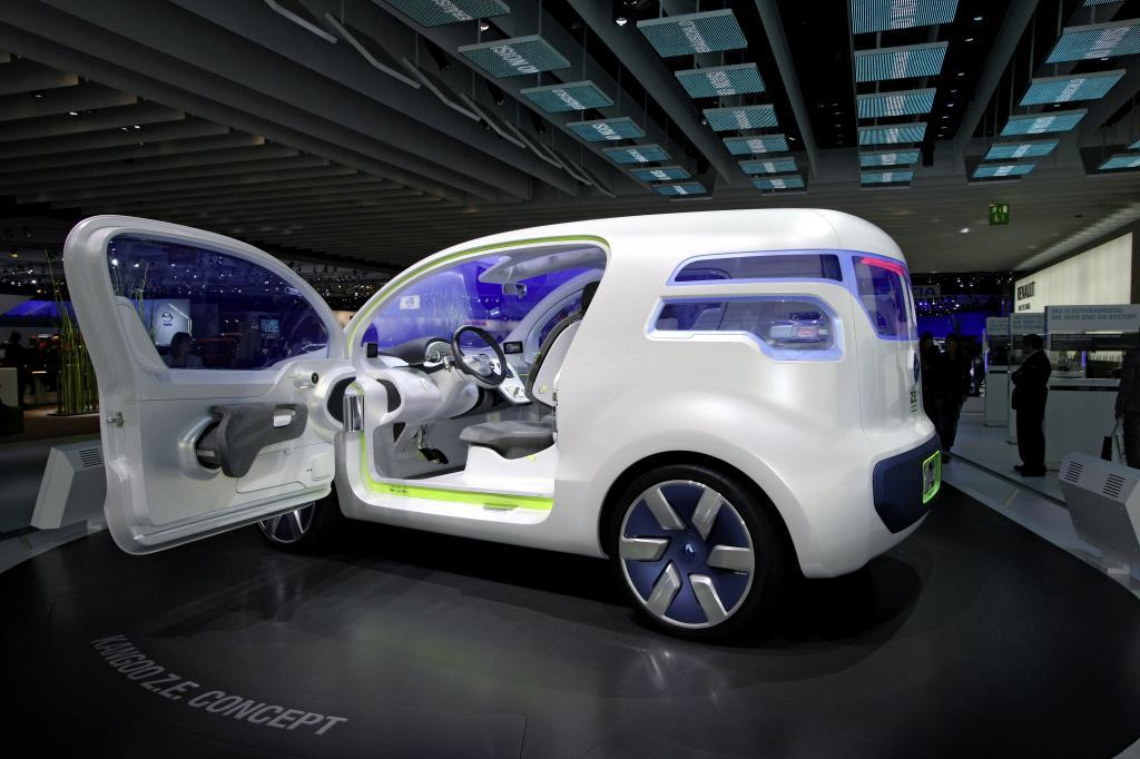 Renault stellt zum Klimagipfel Elektroautos bereit - Bild(3)