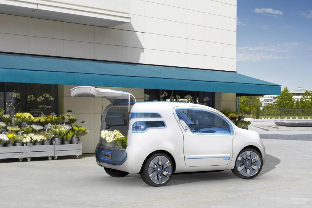 Renault stellt zum Klimagipfel Elektroautos bereit - Bild(4)