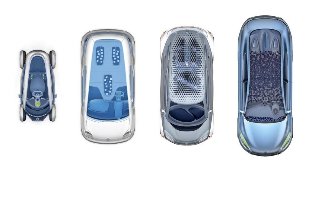 Renault stellt zum Klimagipfel Elektroautos bereit - Bild(6)