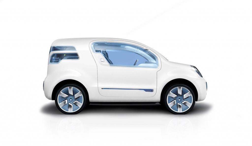 Renault stellt zum Klimagipfel Elektroautos bereit - Bild(8)