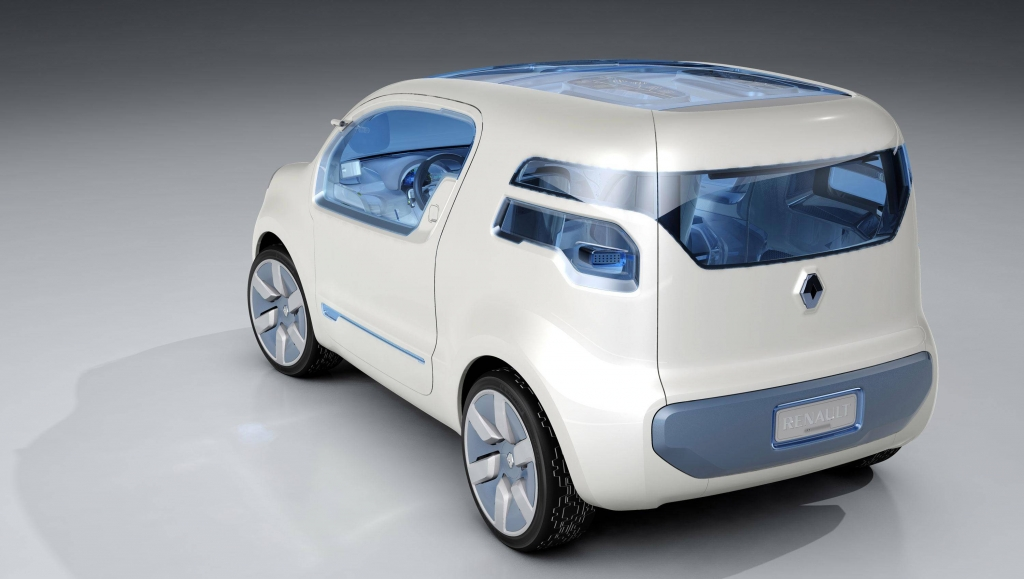 Renault stellt zum Klimagipfel Elektroautos bereit - Bild(9)