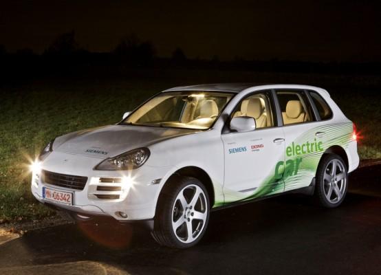Ruf baut Elektro-SUV auf Porsche-Basis