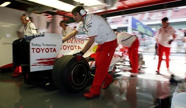 Sauber hat bessere Chancen als Stefan GP: Toyota ist bereit, zu verkaufen