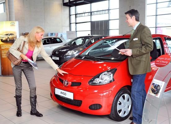 Studie: Steigende Rabatte bei Autokauf 2010