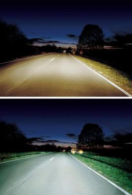 Studien zeigen: Xenon-Scheinwerfer bringen nachts mehr Sicherheit