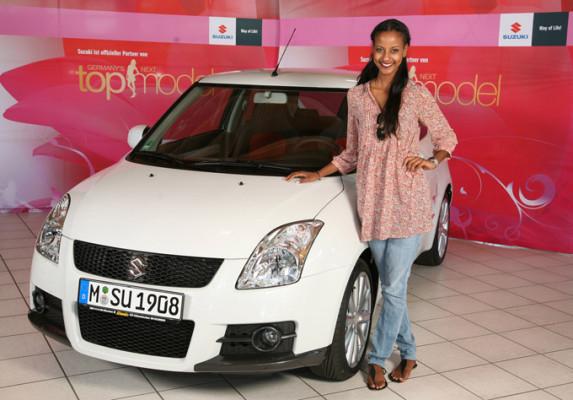 Suzuki Alto: ''Germany´s next Topmodel''