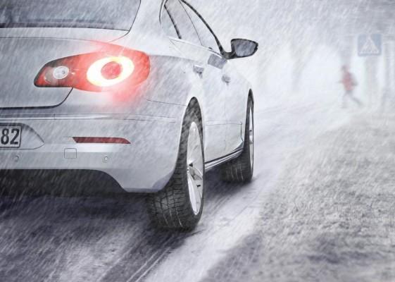 Tipp: Kein verminderter Luftdruck bei Winterreifen
