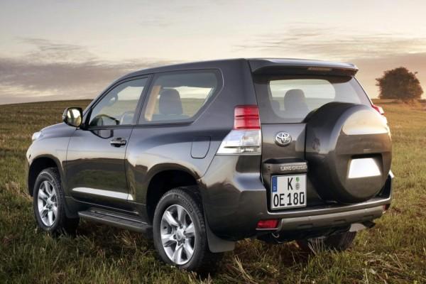 Toyota Land Cruiser: Runderneuerter Geländewagenklassiker