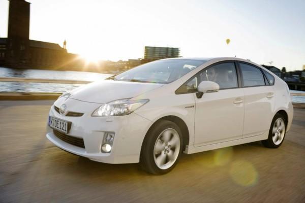 Toyota gibt Umweltziele bekannt