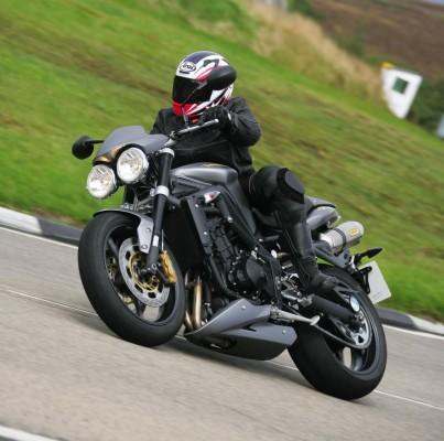 Triumph holte vier Titel der ''Motorcycle News''