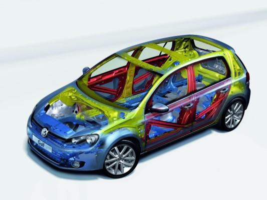 VW: Fahrzeugsicherheitstests mit Bravour bestanden