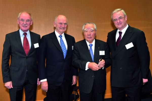 VW steigt bei japanischem Autobauer Suzuki ein