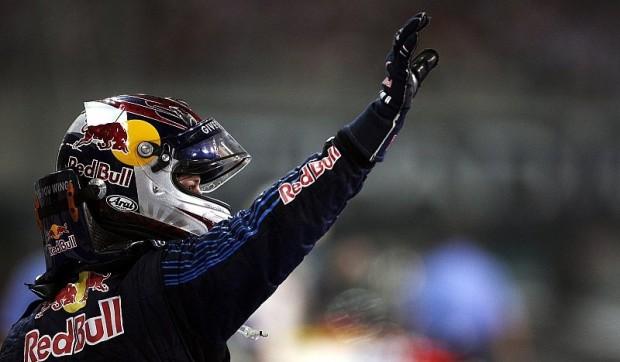 Vettel ist kein guter Verlierer: Vorne mitmischen