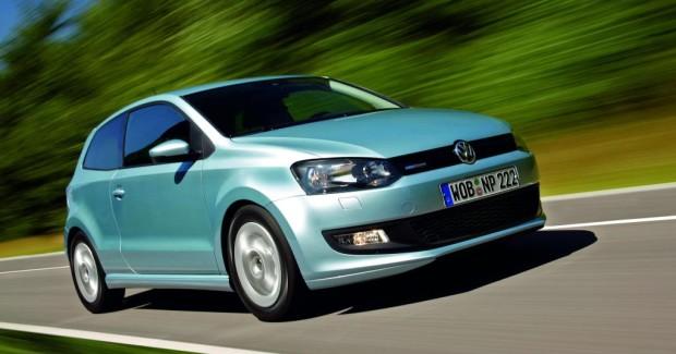 Volkswagen Polo Blue Motion ab sofort bestellbar