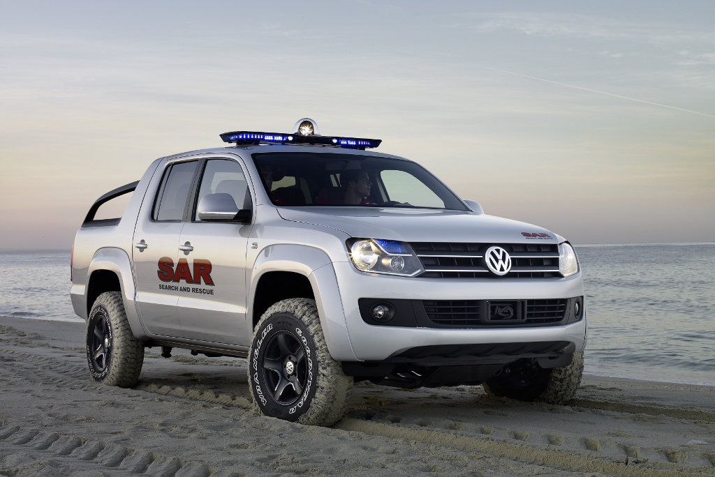 Volkswagen beginnt mit der Produktion des Amarok - Bild(11)