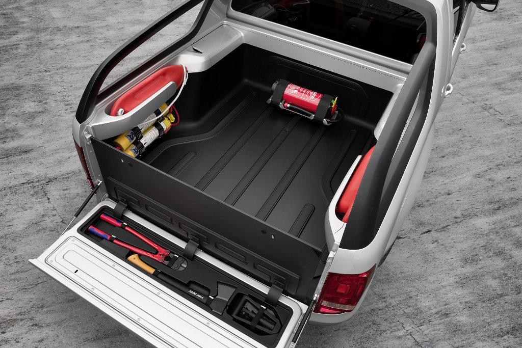 Volkswagen beginnt mit der Produktion des Amarok - Bild(12)