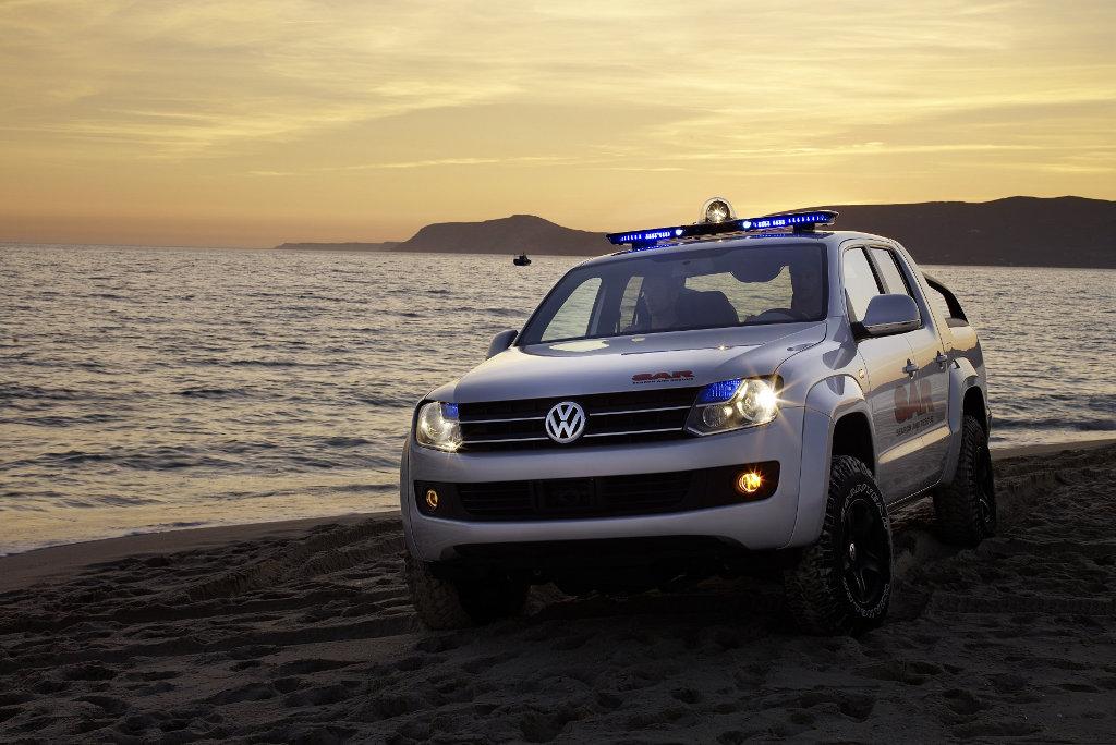 Volkswagen beginnt mit der Produktion des Amarok - Bild(14)