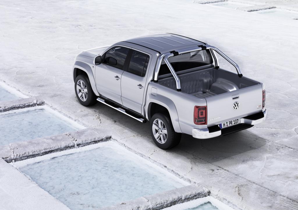 Volkswagen beginnt mit der Produktion des Amarok - Bild(2)