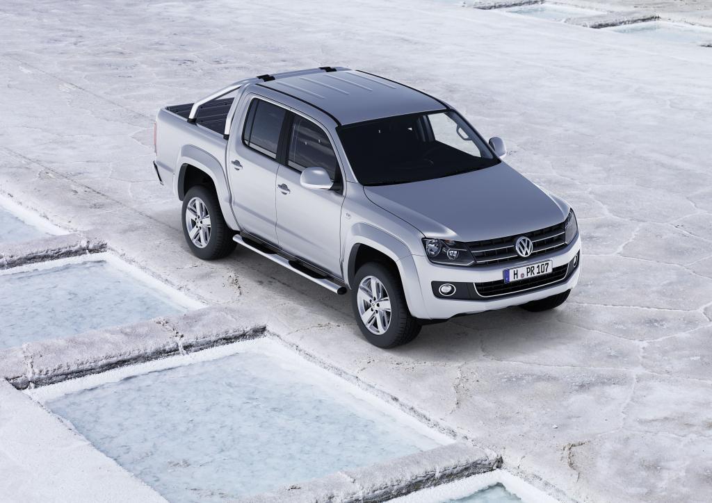 Volkswagen beginnt mit der Produktion des Amarok - Bild(3)