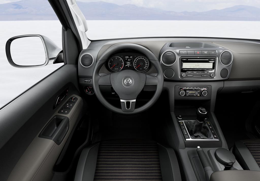 Volkswagen beginnt mit der Produktion des Amarok - Bild(4)