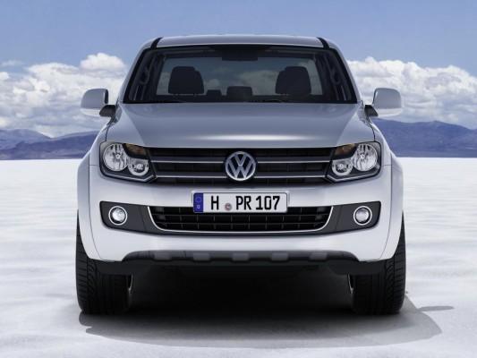 Volkswagen beginnt mit der Produktion des Amarok