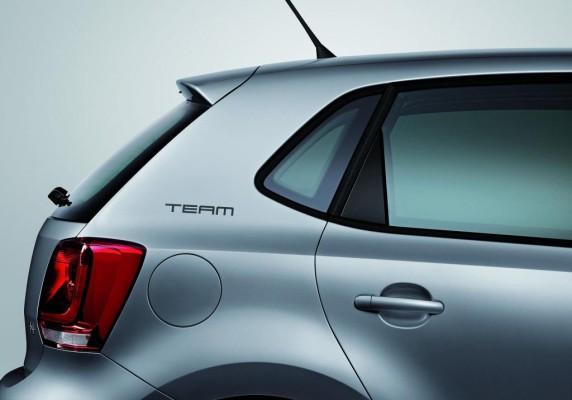Volkswagen bietet Sondermodelle ''TEAM''
