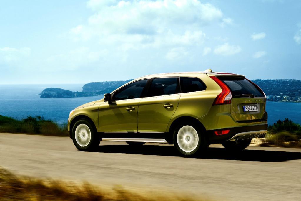 Volvo: US-Version des XC60 muss in die Werkstatt