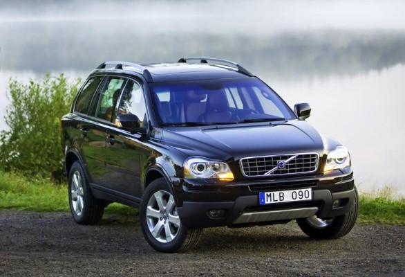 Volvo feiert Luciafest mit Spendenaktion