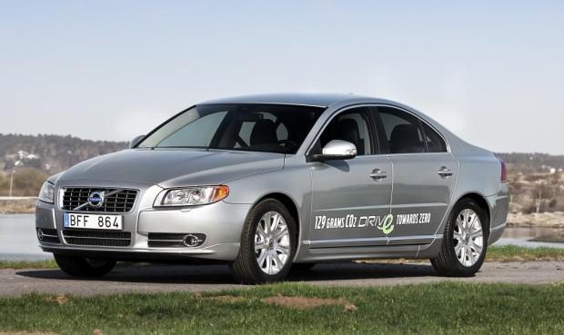 Volvo stellt die Fahrzeugflotte für die Klimakonferenz