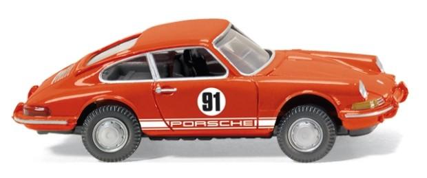 Wiking legt den VW-Porsche als Polizeiauto auf