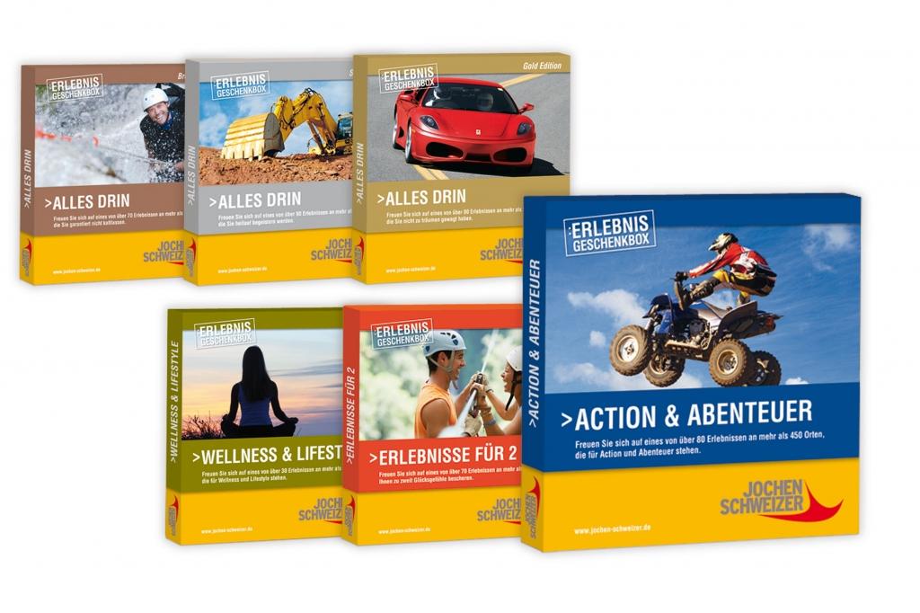 auto.de-Weihnachts-Gewinnspiel: Action und Abenteuer – bei Jochen Schweizer für jeden
