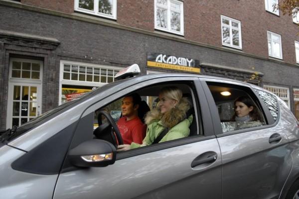 ''Begleiteter Führerschein mit 17'' voller Erfolg