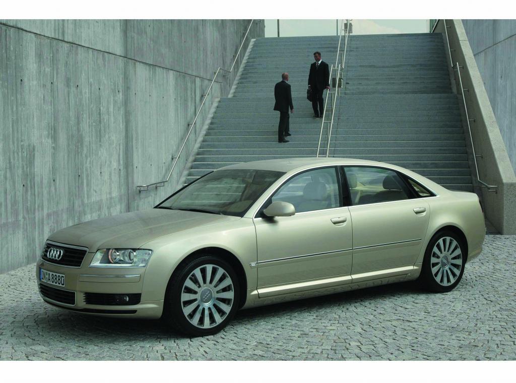 ''Saubere'' Audi-Flotte beim Weltwirtschaftsforum