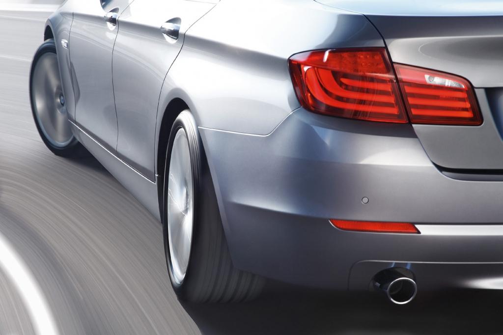 'Tragende Säule': BMW stellt seinen neuen 5er vor