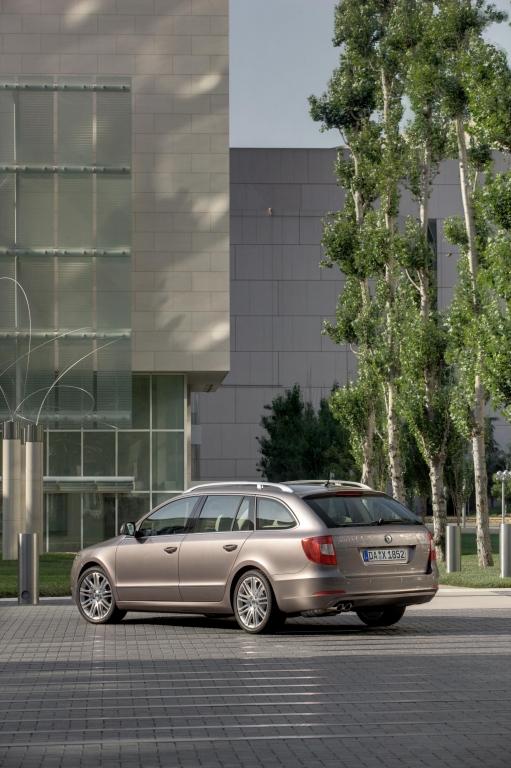 Škoda Superb Combi: Meister seiner Klasse