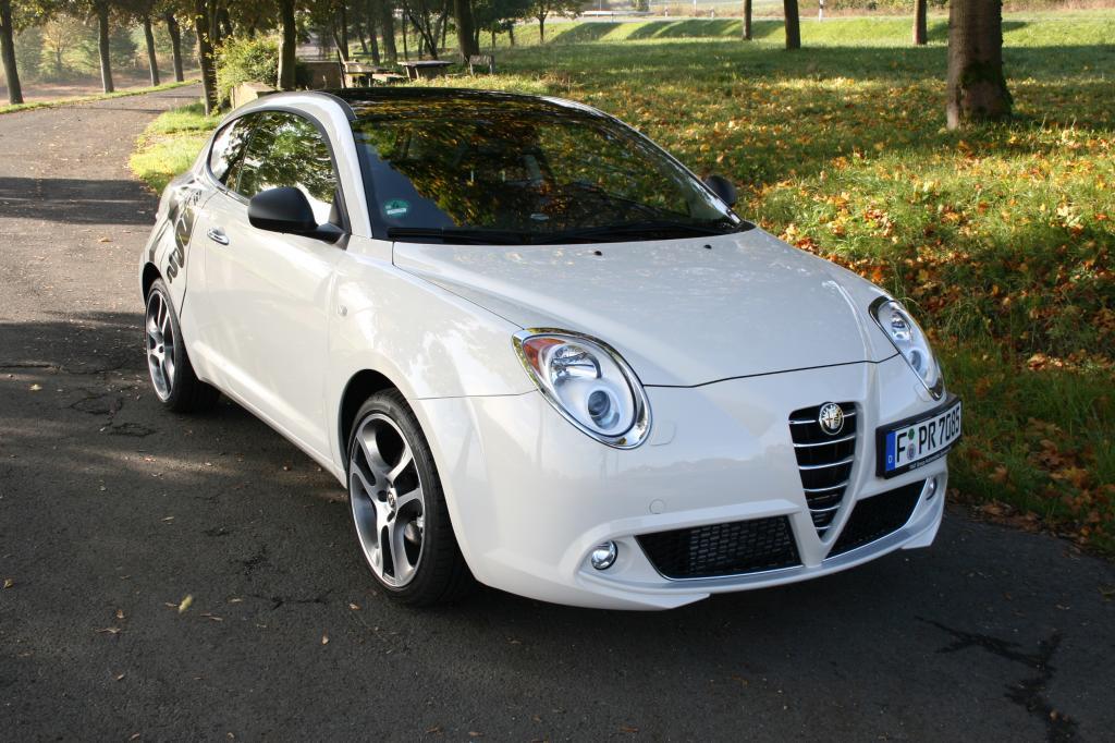 100 Jahre Alfa Romeo: Mito zum Jubiläumspreis