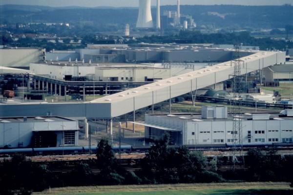 40 Jahre Ford-Werk in Saarlouis